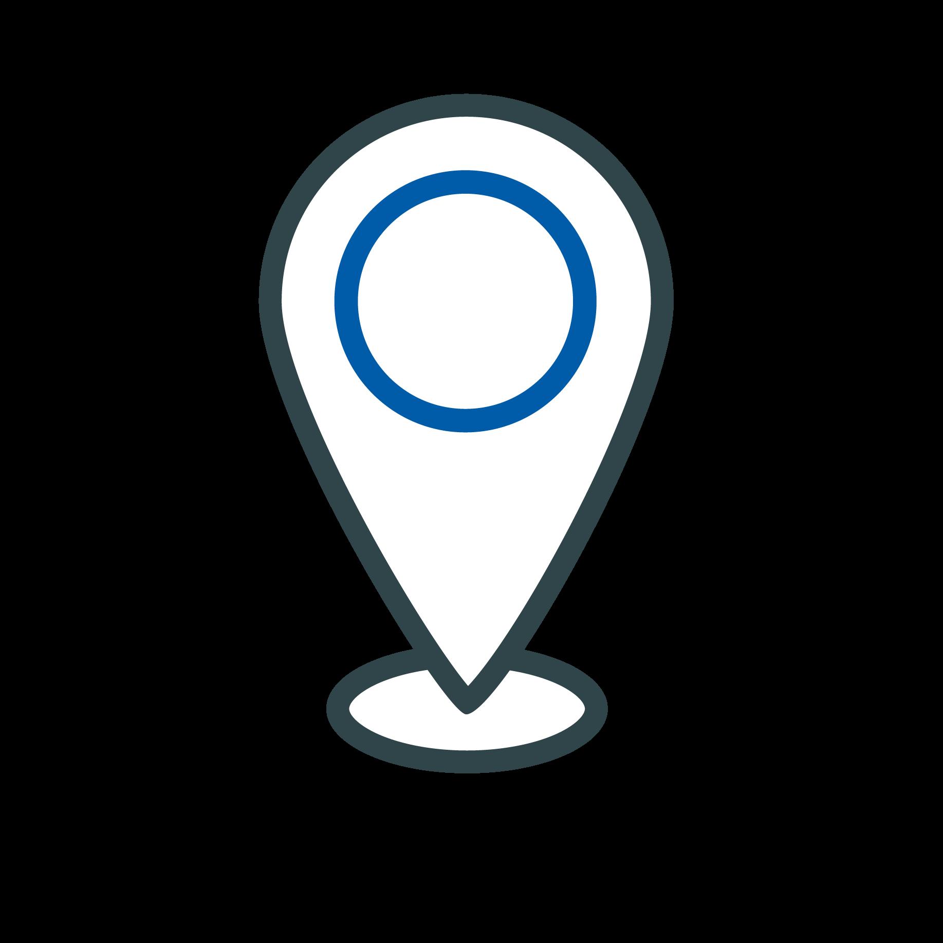 Standortmarker