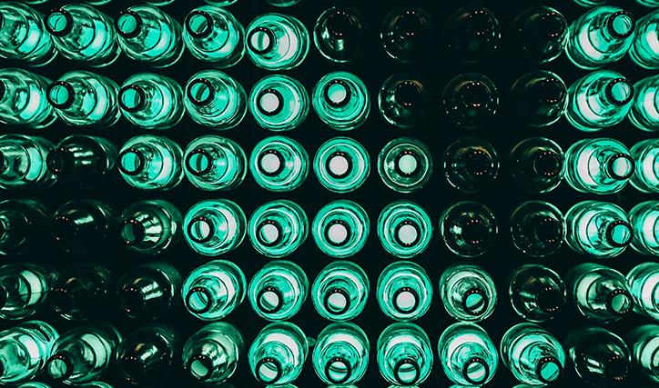 Einbruch_Getränkemarkt_bottles
